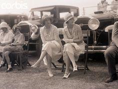 corbis images 1920's | ... Game in Locust Valley, Long Island. Mrs. Robert Winthrop (via Corbis