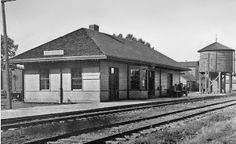 Minneapolis & St. Louis depot in St. James, Minnesota. The depot was reportedly moved to a park about 1 mile west of downtown St. James.  Evidence of the M&StL's existence in St. James is very sparse. According to older maps, the Louie crossed the Omaha west of downtown and then paralleled the Omaha into town, heading north and east towards New Ulm.