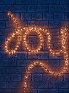 Outdoor Solar Christmas Lights, Christmas outdoor joy lights decor #Outdoor #Solar #Christmas #Lights www.loveitsomuch.com