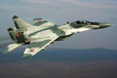 Mig-29 Slovak Air Force
