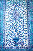 Traditional Oriental Tiles / handmade art
