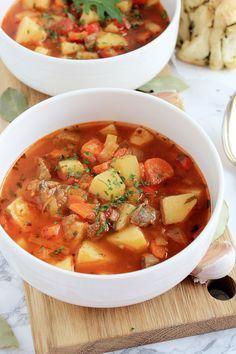 Healthy Dishes, Healthy Recipes, Tasty, Yummy Food, Polish Recipes, Keto Snacks, Soup Recipes, Food And Drink, Vegetarian