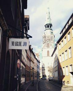 Hannover Zentrum #niedersachsen #deutschland #february #donnerstag #hannover #germany #mittags