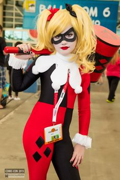 All sizes   Comic Con 2015 cosplay Harley Quinn   Flickr - Photo Sharing!