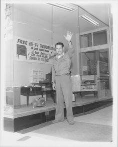1958 Hi-Fi Shop | Santa Rosa, CA