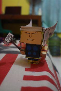 Thor Cubecraft