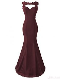 online shopping for Topdress Women's Mermaid Prom Dress Lace Appliques Sheer Back Evening Gowns from top store. See new offer for Topdress Women's Mermaid Prom Dress Lace Appliques Sheer Back Evening Gowns Prom Dresses Under 200, Prom Dresses For Teens, Homecoming Dresses, Bridesmaid Dresses, Formal Dresses, Dresses Uk, Wedding Dresses, Beautiful Prom Dresses, Pretty Dresses