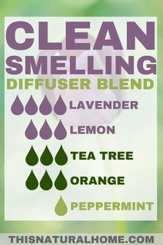 Essential oils have so many amazing benefits, but sometimes we just want to use them because they smell so good. These diffuser blends will make your house smell simply amazing! Cleaning Hacks, Tips, Home Decor, Homemade Home Decor, Advice, Interior Design, Decoration Home, Home Interiors, Cleaning Tips