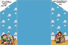 Toy Story 3 - Kit Completo com molduras para convites, rótulos para guloseimas, lembrancinhas e imagens! Cumple Toy Story, Festa Toy Story, Toy Story 3, Toy Story Birthday, Boy Birthday, Free Printable Invitations, Free Printables, Blogger Templates, Kindergarten Classroom