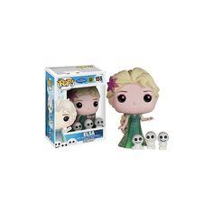 Disney Pop La Reine des Neiges Elsa Frozen Fever Figurin