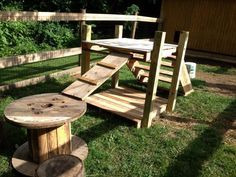 Pallet Playground More
