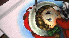 dica de como flocar gorro de natal (+playlist)