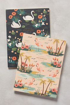 Avian Notebooks - anthropologie.com