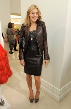 """Dani Stahl Photos Photos - Nylon Magazine Editor at Large Dani Stahl poses for a photo at the """"100 Unforgettable Dresses"""" book launch at the Valentino Boutique on October 25, 2011 in New York City. - """"100 Unforgettable Dresses"""" Book Launch"""