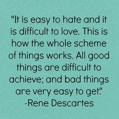 Eh huh! I remember studying about Philosopher Rene Descartes. <3 <3 <3