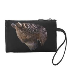 American Brown Grizzly Bear Animal Nature Wildlife Coin Wallet - cyo customize create your own #personalize diy