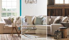1 sofa – 3 stiler