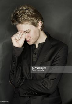 Actor Jakub Gierszal poses during a portrait session for the movie 'Suicide Room' during day four of the 61st Berlin International Film Festival at the Berlinale Palace on February 13, 2011 in Berlin, Germany.