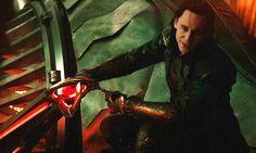 Loki (Tom Hiddleston) in Thor The Dark World