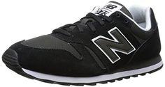 New Balance ML373 Unisex-Erwachsene Sneakers, Schwarz (Black), 45 - http://on-line-kaufen.de/new-balance/45-eu-new-balance-ml373-unisex-erwachsene-3