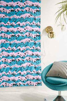 BAGGU & UO Mountain Tapestry