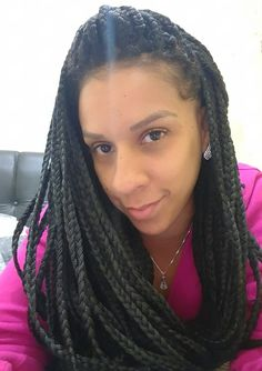 #BoxBraids #BlackStyle #GirlStyle #BlackGirl #Tranças