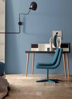 Inkiostrobianco Listone Giordano Undici Decor Interior Design Office Furniture Blue