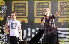 one direction drag me down gma 20