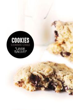 La meilleure recette de cookies de tout New York, et peut-être du monde !
