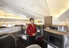 Foster + Partners completes upgrade of Cathay Pacific's