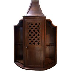 CONFESSIONAL  FRANCE  18TH CENTURY