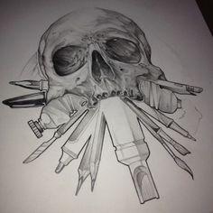 Done by Marcus Maguire, tattoo artist at Bath Street Tattoo Collective (Glasgow), UK  TattooStage.com - Rate & review your tattoo artist. #tattoo #tattoos #ink #TopRatedTattooist