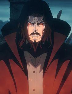 Castlevania Dracula, Alucard Castlevania, Castlevania Netflix, Castlevania Lord Of Shadow, Character Drawing, Comic Character, Character Design, Castlevania Wallpaper, Dark Fantasy