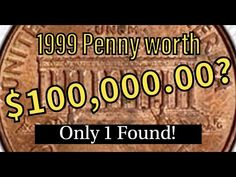 Valuable Pennies, Rare Pennies, Valuable Coins, Rare Coin Values, Penny Values, Old Coins Value, Old Coins Worth Money, Money Magic, How To Write Calligraphy