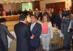 Acude Vicente Hernández Roldán a Reunión Plenaria de la CONAMM