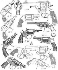 Armas de Fuego: calibre 6.35