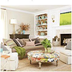 Living Room Furniture Color Ideas