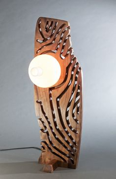 High Quality Cnc Lamp   Buscar Con Google · Light BulbWood ArtCncFloor ... Gallery