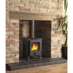 Good idea for log burner