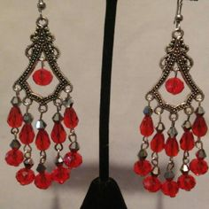 Red chandelier earrings chandelier earrings earrings and red chandelier earrings chandelier earrings earrings and chandeliers aloadofball Gallery