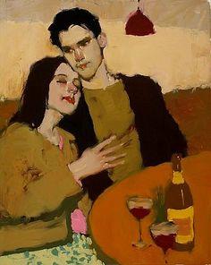 Milt Kobayashi-'Two Lovers' Taste'-Meyer Gallery