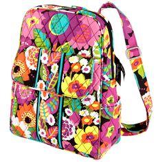 Vera Bradley Backpack #VonMaur