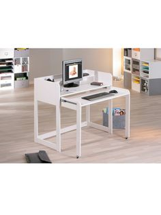Interlink - meble biurko vales 103x90 - 279zł