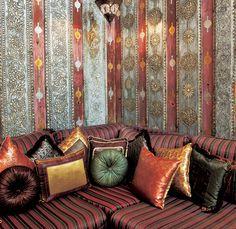 Arabian Nights Interior Design