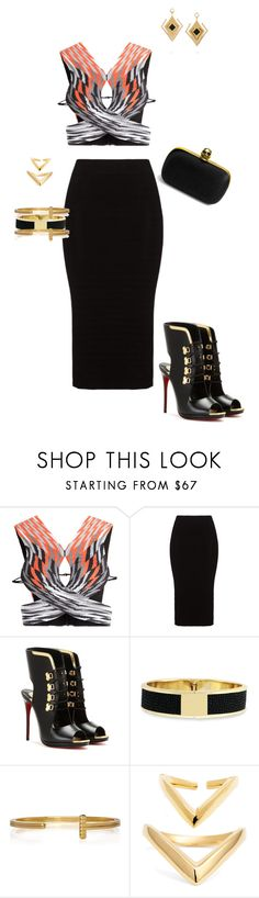 """""""Nile"""" by ccoss ❤ liked on Polyvore featuring Alexander Wang, Mat, Christian Louboutin, Cole Haan, Kilian and Alexander McQueen"""
