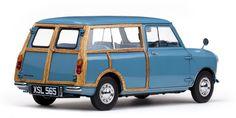 60'' Mini Morris Traveller