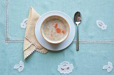 hansel y greta: Sopita para toda la familia. Sopa de verduras.