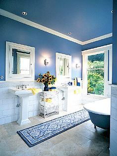 More Space in Small Bathrooms - MyHomeIdeas.com