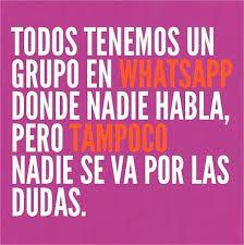 Resultado de imagen para memes sobre grupos de whatsapp #compartirvideos #imagenesdivertidas #videowatsapp