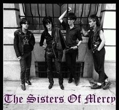 Gothic Rock Bands, Goth Bands, Modern Goth, I Salute You, Sisters Of Mercy, Lost Soul, Post Punk, Punk Rock, Halloween Fun